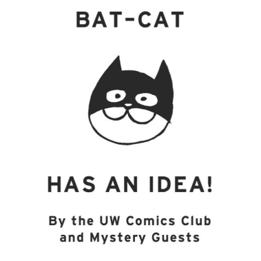 Bat-Cat Has an Idea!